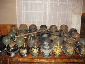 pickelhaube collection purchased