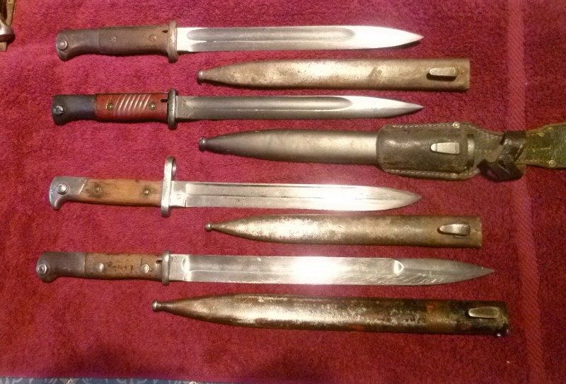 Bayonet dealers