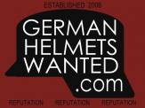 German helmet add words