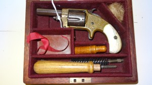 Cased Whitny Revolver  price £950 10/12/13