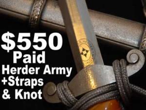 WW2 German Dagger price