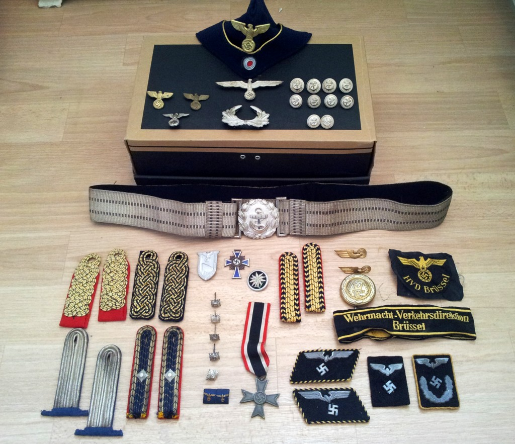 nazi belts
